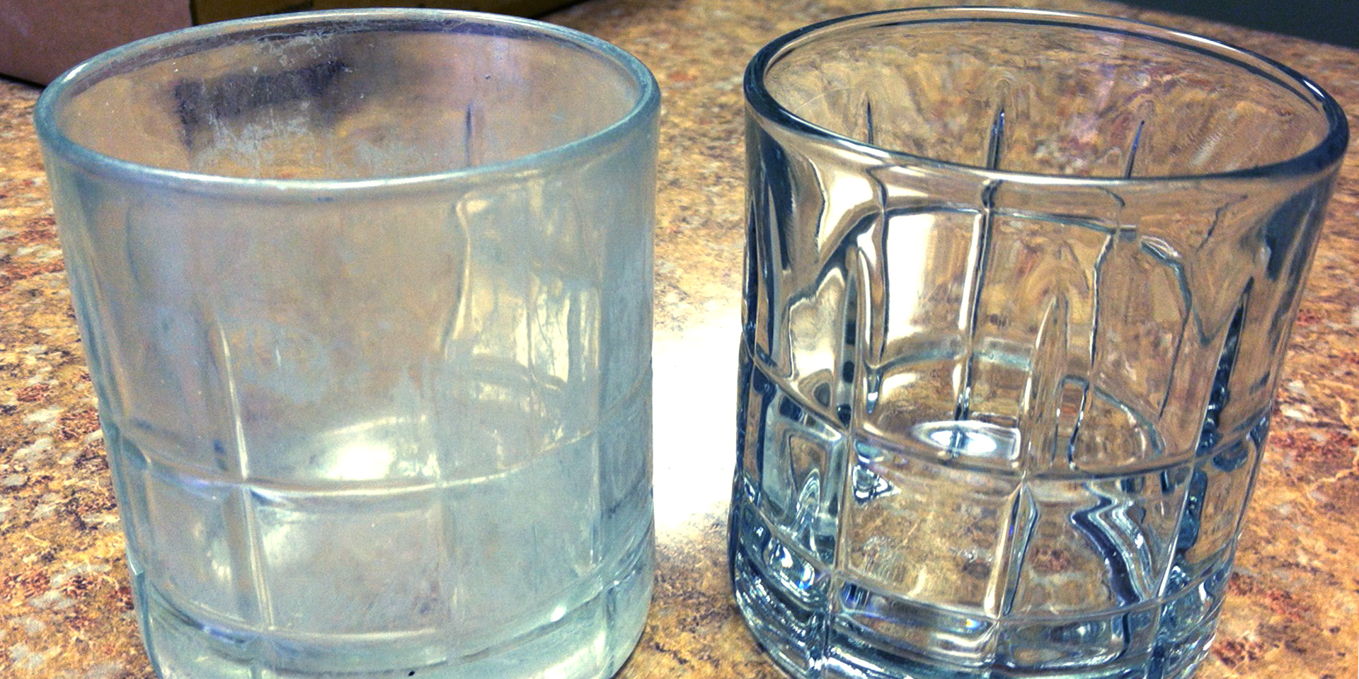 hard-water-vs-soft-water-cloudy-and-clear-glass-cup-dishes